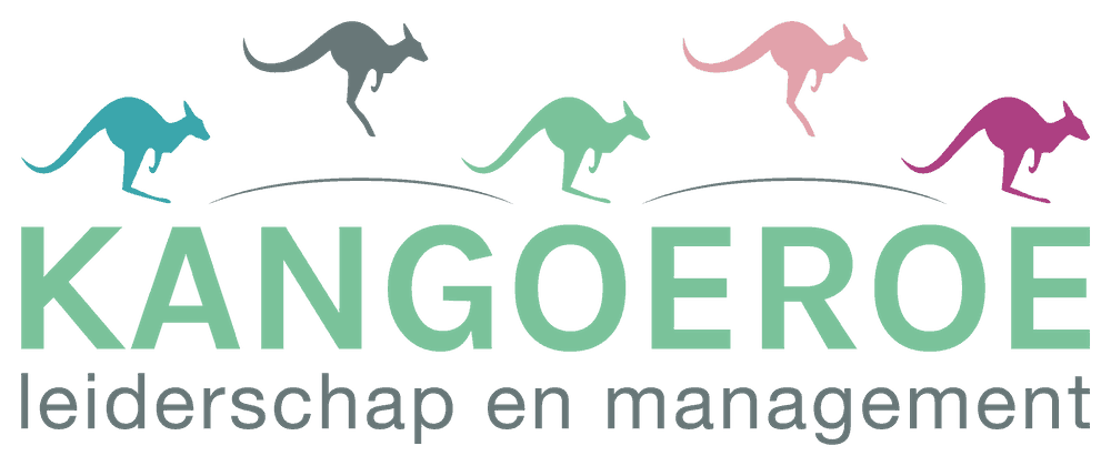 Logo Kangoeroe Management